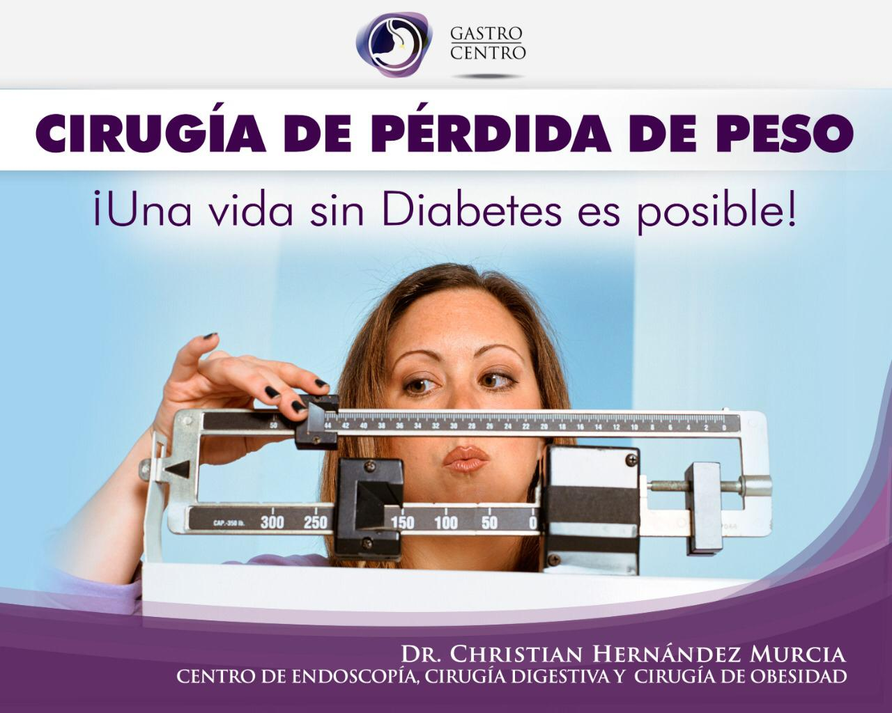 TESTIMONIO CIRUGÍA DE PÉRDIDA DE PESO